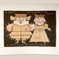 Serigrafie e collage di Paolo Fresu